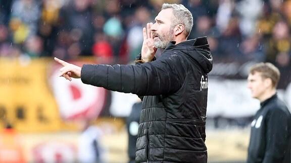 Trainer Tim Walter (Kiel)