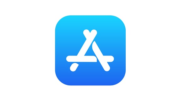 Logo Apple App Store