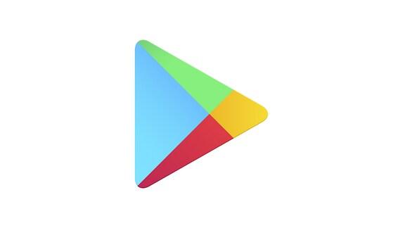 Logo von Google Play