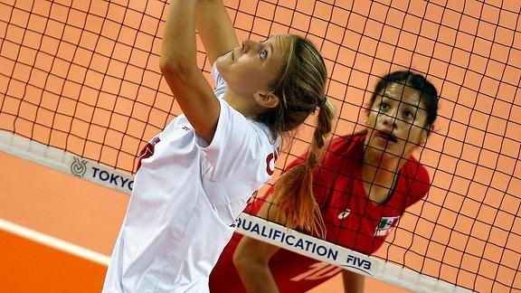 Die kanadische Nationalspielerin Brie O'Reilly verstärkt Bundesligist Dresdner SC