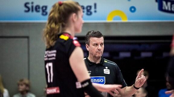 Alexander Waibl, Trainer Dresdner SC