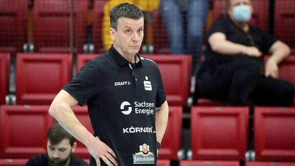 Alexander Waibl Trainer Dredsner SC