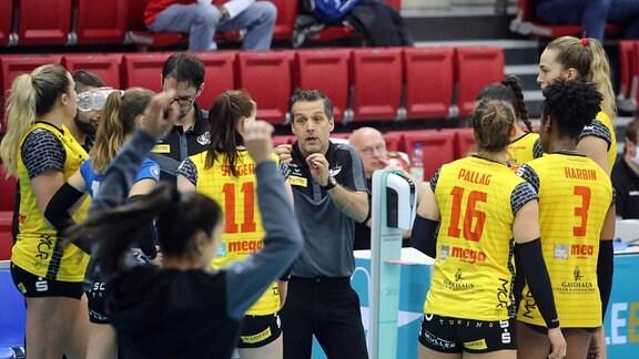 Laszlo Hollosy (Trainer VfB Suhl)