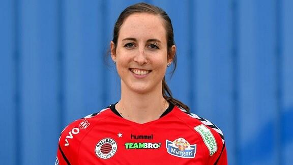 Lena Möllers (Dresdner SC, Volleyball)