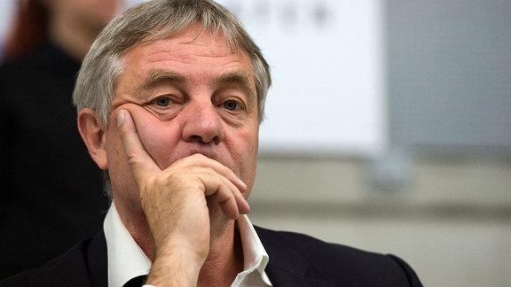 Stefan Mau (Manager Friedrichshafen, Volleyball)
