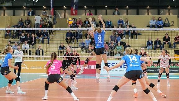 Jennifer Janiska,Dresdner SC, 6,Dalila Lilly Topic,VC Wiesbaden, 9