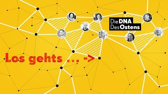 Grafik: Die DNA des ostens - Los gehts