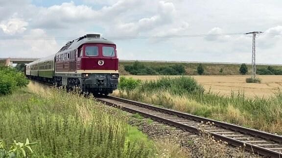 Pfefferminzbahn