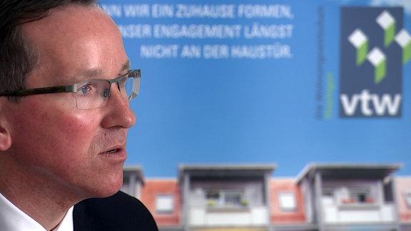 Frank Emrich, Verbandsdirektor Verband der Thüringer Wohnungs- und Immobilienwirtschaft (vtw)