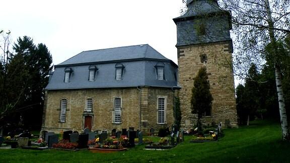St. Petri Kirche in Büßleben