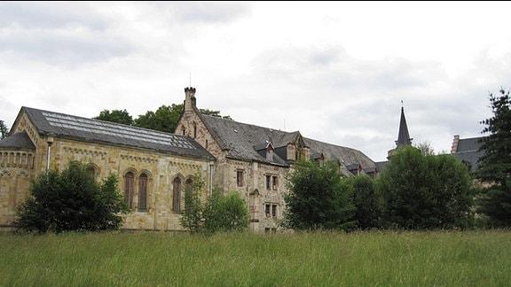 Schloss und Park Reinhardsbrunn