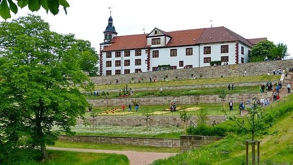 20150524_Laga Schmalkalden Schloss Wilhelmsburg