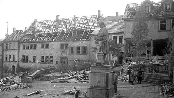 70 Jahre Kriegsende in Thüringen. April 1945 - 16 Tage, die Thüringen veränderten