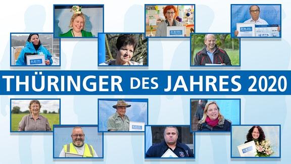 "Aktion ""Thüringer des Jahres"" 2020"