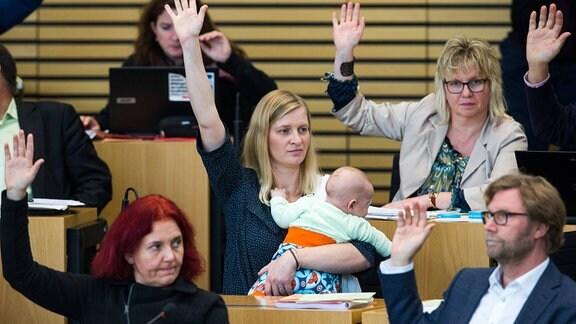 Frauen im Thüringer Landtag