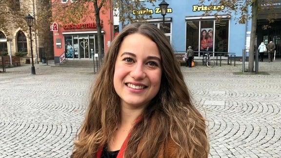 Lena Güngör.