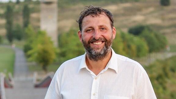 FDP Direktkandidat Jens Meyer