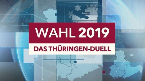 Logo Thüringen Duell