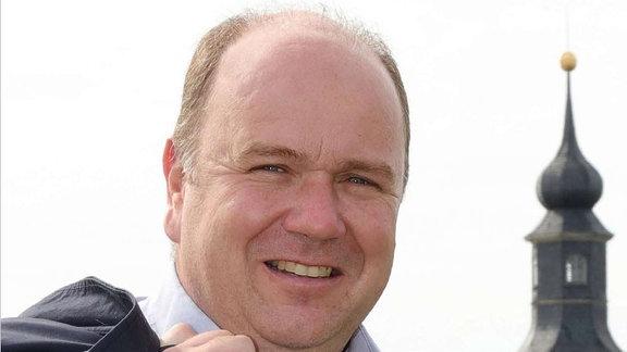 Tobias Gruber Einzelkandidat