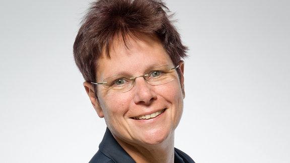 FDP Direktkandidatin Ute Bergner