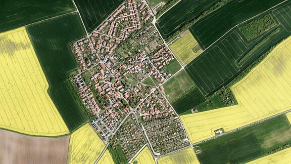 Luftbild Salomonsborn