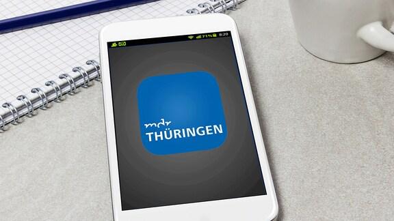 Die MDR THÜRINGEN-App