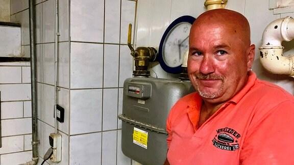 Bäcker Frank Weißleder