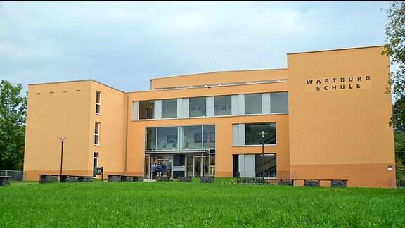 Die Wartburgschule in Eisenach