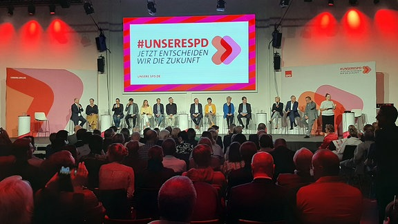 SPD-Regionalkonferenz 11.09.2019