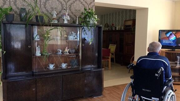 In Erfurt lässt ein Seniorenheim für demenzkranke Bewohner die DDR auferstehen