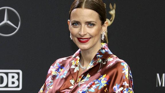 Eva Padberg bei der 70. Bambi-Verleihung 2018 im Stage Theater am Potsdamer Platz. Berlin