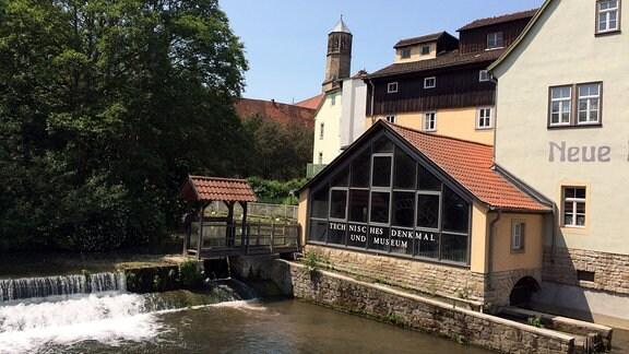 Die Neue Mühle in Erfurt