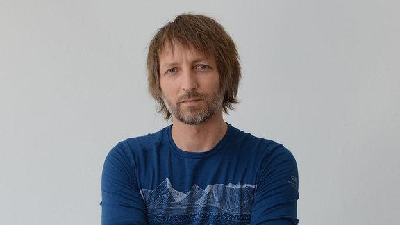 MDR THÜRINGEN-Reporter Niklas Scholz