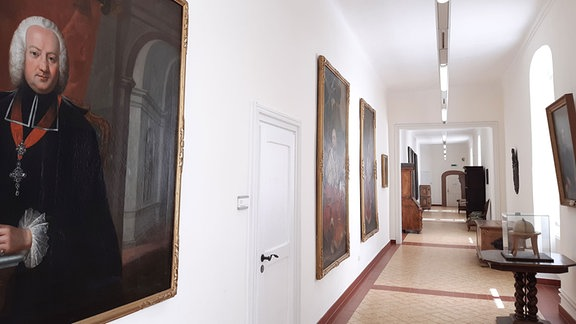 Blick in die Museumsräume des Eichsfeldmuseums
