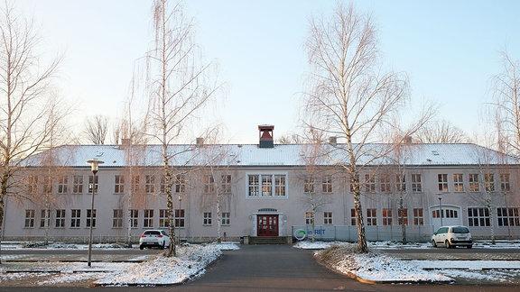 Institut bfür regenerative Energietechnik.