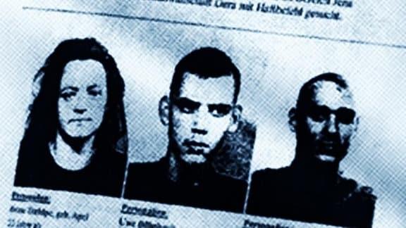 Rechter Terror - Spezial zum NSU-Prozess