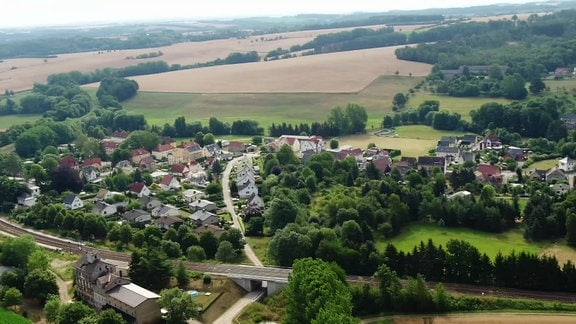Ein Dorf