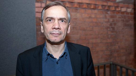 Schriftsteller Lutz Seiler