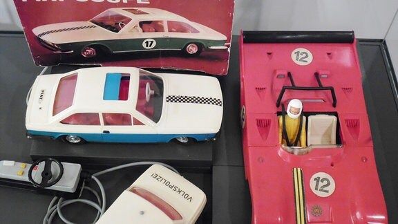 Im Stadtmuseum Gera ist eine Sonderausstellung zu Spielzeug aus der DDR zu sehen