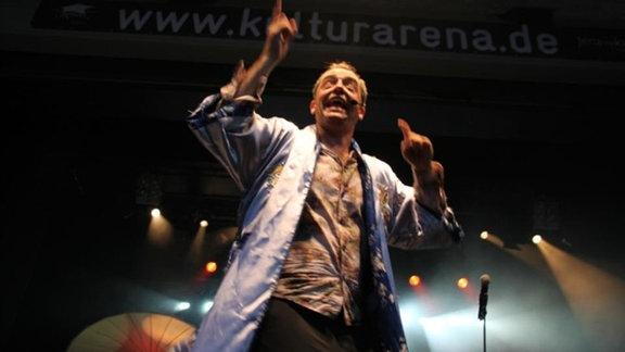 Rainald Grebe, Kulturarena, 2011, Jena,