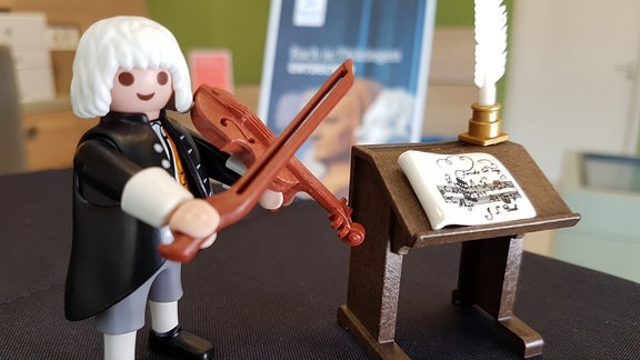 Johann Sebastian Bach als Minifigur