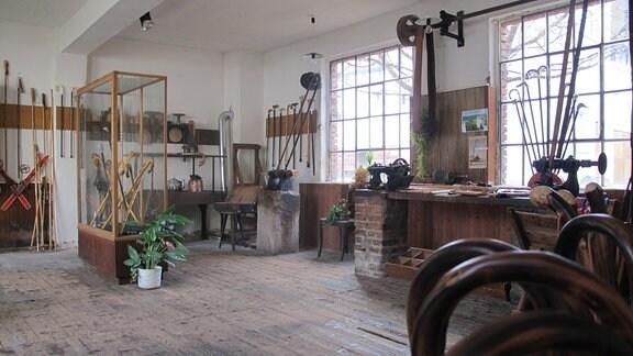 Stockmacher Museum Lindewerra