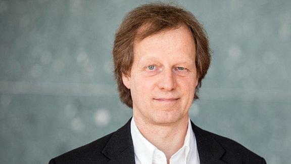 Der Thüringer Landesvorsitzende des Bundesverbands WindEnergie (BWE), Frank Groß
