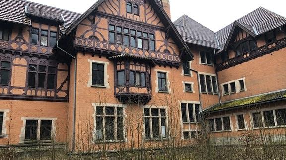 Schloss Bockstadt