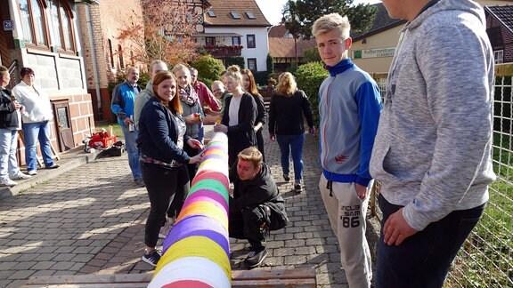 Älteste Kirmes Thüringens