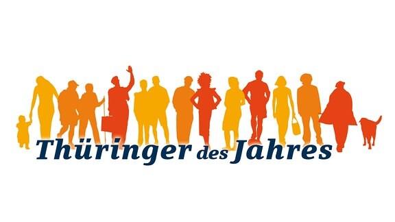 """Logo der Aktion """"Thüringer des Jahres"""""""