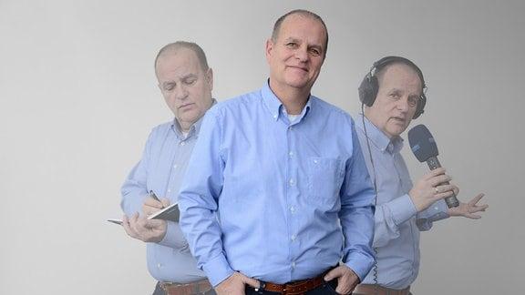 MDR THÜRINGEN-Reporter Jörg Thiem