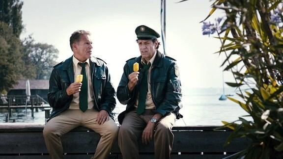 Hubert und Staller (112) Dirndl-Krieg