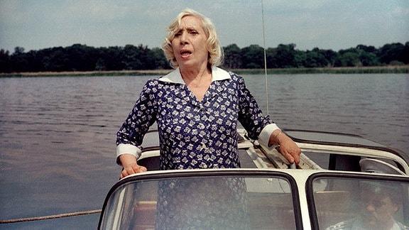Agnes Kraus als Oma Wuttig