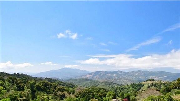 Landschaft von Costa Rica
